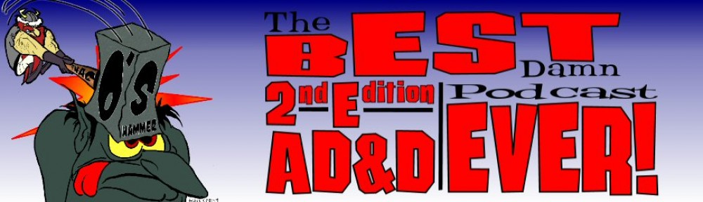 Thaco's Hammer Podcast – The Best Damn Second Edition